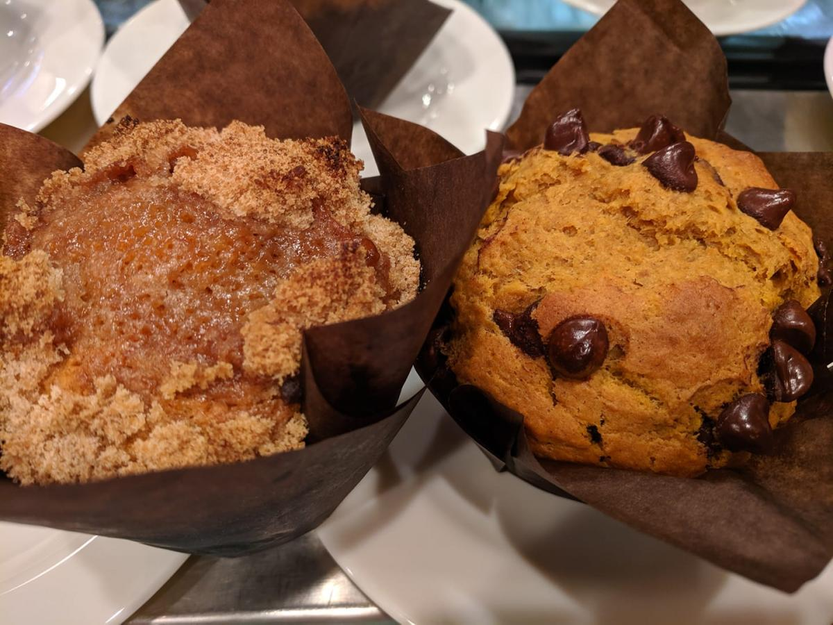 Pumpkin Spice and Pumpkin Chocolate Chip