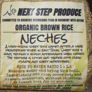 rice - long grain sweet neches. Multiple product options available: 5