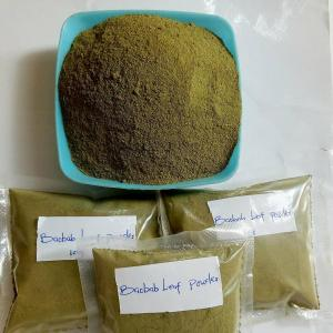 Baobab leaf powder