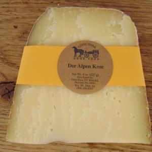 Der Alpen Kase Cheese