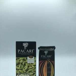 Pacari Cardamom Chocolate Bar
